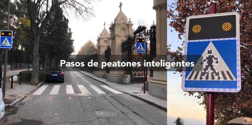 Pasos de peatones inteligentes, la solución de Proin para proteger a los más vulnerables