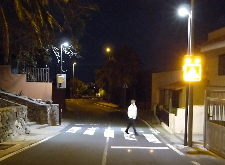Iluminación como factor clave en seguridad vial. Casos de éxito